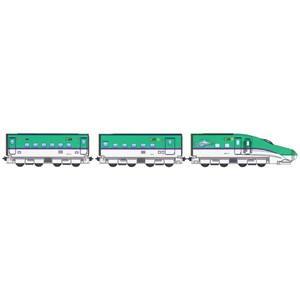 バンダイ Bトレインショーティー 北海道新幹線H5系 Bセット(2号車+9号車+10号車) 返品種別B|joshin