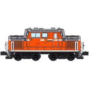 バンダイ Bトレインショーティー DD51形ディーゼル機関車 標準色 返品種別B|joshin