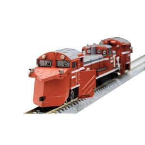 トミックス (N) 2240 JR DE15-2500形ディーゼル機関車(JR西日本仕様・単線用ラッセルヘッド付) 返品種別B|joshin