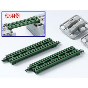 トミックス (N) 3248 トラフガーダー橋 (F) (深緑・2本セット) 返品種別B