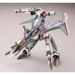 トミーテック 1/ 144 技MIX VF-31S ジークフリード アラド・メルダース機 2モードセット(ファイター+バトロイドモード)(マクロスΔ)(MCR20)塗装済み 返品種別B|joshin