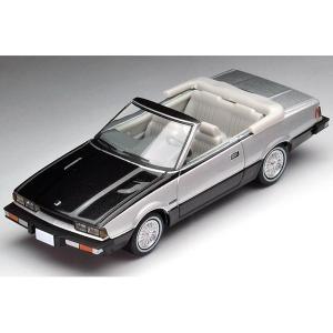トミーテック 1/ 64 LV-N161b ダットサン 200SX カスタムロードスター (黒/ 銀)(285694)ミニカー 返品種別B|joshin