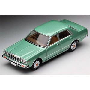 トミーテック 1/ 64 LV-N159a 日産 ローレルSGL-E 79年式 (緑)(286264)ミニカー 返品種別B|joshin