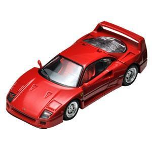 トミーテック 1/ 64 TLV-NEO フェラーリF40(赤)(292463)ミニカー 返品種別B|joshin