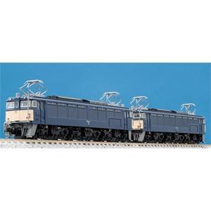トミックス (N) 98031 JR EF63形電気機関車(1次形/ 2次形・青色)セット(2両) 返品種別B|joshin