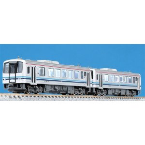 トミックス (N) 98037 JR キハ120 300形ディーゼルカー(三江線)2両セット 返品種別B|joshin