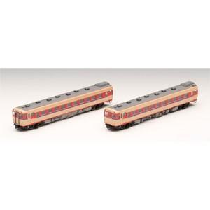 トミックス (N) 98040 JR キハ56形ディーゼルカー(青帯)セットB(2両) 返品種別B|joshin