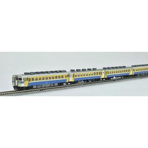 トミックス (N) 98258 JRキハ58系ディーゼルカー(氷見線・キサハ34)セット(4両) 返品種別B|joshin
