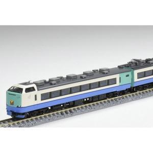 トミックス (N) 98337 JR 485 3000系特急電車(はくたか)基本セット(5両) 返品種別B|joshin