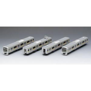 トミックス (再生産)(N) 98629 209-2100系通勤電車(房総色・4両編成)セット 返品...