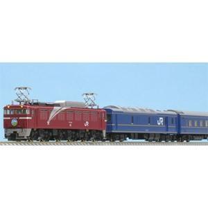 トミックス (N) 98642 JR EF81・24系特急寝台客車(エルム)セット (7両) 返品種別B|joshin