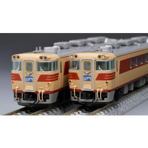 トミックス (N) 98774 JR キハ82系特急ディーゼルカー(ひだ・南紀)セット(6両) 返品...