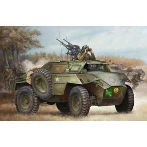 ブロンコモデル イギリス ハンバー スカウトカー Mk.I ビッカース 連装機銃型(1/35スケール CB35016)の商品画像|ナビ