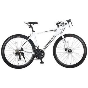 オオトモ 自転車 700c ロードバイク(ホワイト) OTOMO CANOVER(カノーバー)NER...