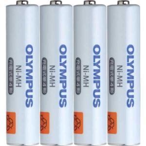 オリンパス ニッケル水素電池 単4形(4本入) OLYMPU...