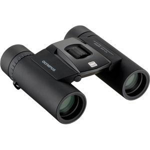 オリンパス ダハプリズム式双眼鏡「10x25 WP II」(ブラック) 10X25WP2-BLK 返品種別A|joshin