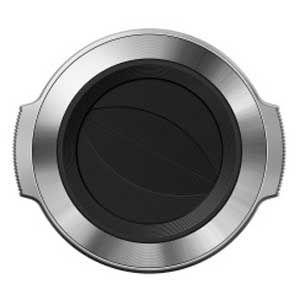 オリンパス 自動開閉レンズキャップ「LC-37C」(シルバー) LC-37C(SLV) 返品種別A|joshin