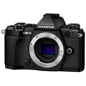 オリンパス デジタル一眼カメラ「OM-D E-M5 MarkII」ボディ(ブラック) E-M5 MK2 ボデイ-(BLK) 返品種別A|joshin