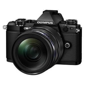 オリンパス デジタル一眼カメラ「OM-D E-M5 MarkII」12-40mm F2.8レンズキット(ブラック) E-M5 MK2 1240K(BLK) 返品種別A|joshin