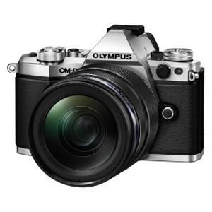 オリンパス デジタル一眼カメラ「OM-D E-M5 MarkII」12-40mm F2.8レンズキット(シルバー) E-M5 MK2 1240K(SLV) 返品種別A|joshin