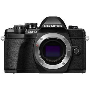 オリンパス ミラーレス一眼カメラ「OM-D E-M10 MarkIII」ボディ(ブラック) OM-D...