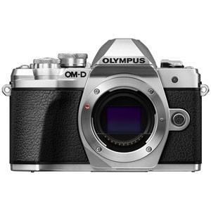 オリンパス ミラーレス一眼カメラ「OM-D E-M10 MarkIII」ボディ(シルバー) OM-D...