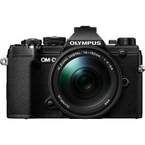 オリンパス ミラーレス一眼カメラ「OLYMPUS OM-D E-M5 Mark III」 レンズキッ...