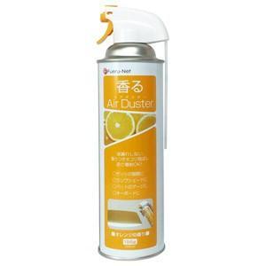 ナカバヤシ 香るエアダスター 300ml オレンジ FNC-JB03TOR 返品種別A|joshin