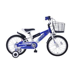 マイパラス 子ども用自転車 16インチ(ブルー) MYPALLAS MD-10 返品種別B|joshin