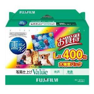 富士フイルム 写真仕上げValue(バリュー) L判 400枚 WPL400VA 返品種別A|joshin