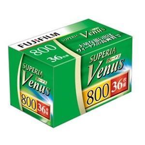 富士フイルム SUPERIA Venus 800 36枚撮り 135VNS800-S36EX1 返品種別A|joshin