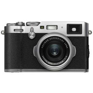 富士フイルム デジタルカメラ「X100F」(シルバー) F X100F-S 返品種別A|joshin
