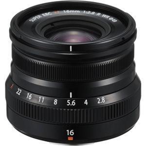 富士フイルム フジノンレンズ XF16mmF2.8 R WR ※富士フイルムXマウント用レンズ FX...