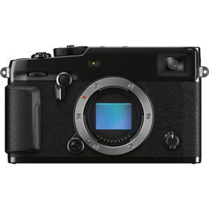 富士フイルム ミラーレス一眼カメラ「FUJIFILM X-Pro3」(ブラック) FX-PRO3 返...