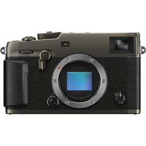 富士フイルム ミラーレス一眼カメラ「FUJIFILM X-Pro3」(DRブラック) FX-PRO3...