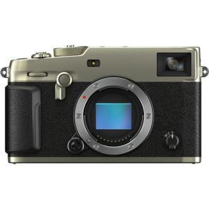 富士フイルム ミラーレス一眼カメラ「FUJIFILM X-Pro3」(DRシルバー) FX-PRO3...