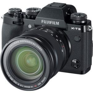 富士フイルム ミラーレス一眼カメラ「FUJIFILM X-T3」XF16-80mm F4 R OIS...
