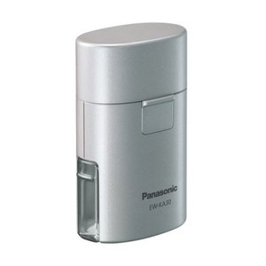パナソニック ポケット吸入器(シルバー) Panasonic EW-KA30-S 返品種別A joshin