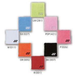 ヨネックス リストバンド 1ヶ入(ホワイト・8×8cm) YONEX YONEX AC489 011 返品種別A|joshin