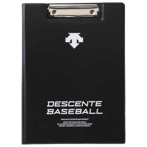 デサント 野球・ソフトボール用フォーメーションバインダー DESCENTE アクセサリー DS-C1011B-BLK-F 返品種別A joshin