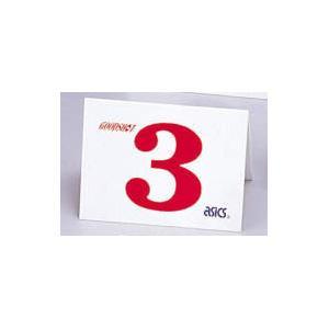 アシックス グラウンドゴルフ スタート表示板(単品)(ナンバー:3) asics グラウンドゴルフ備品 GGG99S-3 返品種別A|joshin