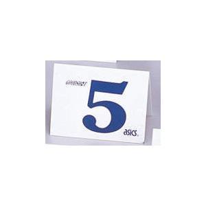 アシックス グラウンドゴルフ スタート表示板(単品)(ナンバー:5) asics グラウンドゴルフ備品 GGG99S-5 返品種別A|joshin