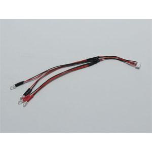 京商 (再生産)LEDライトユニット クリア&レッド(MINI-Z Sports用)(MZW429R...