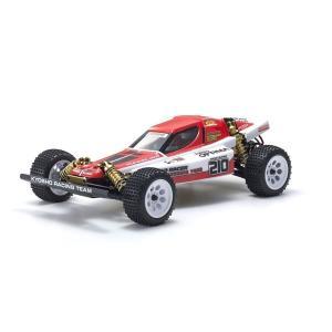 京商 (再生産)1/ 10 電動RCカー組立キット 4WDレーシングバギー ターボオプティマ(30619)ラジコン 返品種別B|joshin