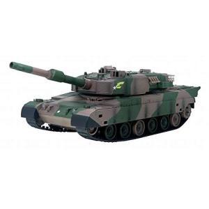 京商 KYOSHO Elite BB弾バトルタンク ウェザリング仕様 陸上自衛隊90式戦車(TW002)ラジコン 返品種別B