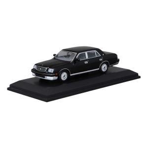 京商 1/ 64 トヨタ センチュリー(ブラック)宮沢模型流通限定品(KS07042CBK)ミニカー...