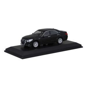 京商 1/ 64 トヨタ クラウン(ブラック)宮沢模型流通限定品(KS07042CRBK)ミニカー ...