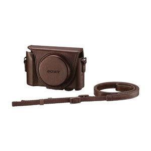 ソニー 「HX90V」「WX500」用ジャケットケース(ブラウン) LCJ-HWA-T 返品種別A|joshin
