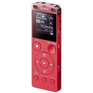 ソニー リニアPCM対応ICレコーダー4GBメモリ内蔵+外部マイクロSDスロット搭載(ピンク) SONY ICD-UX560FPC 返品種別A|joshin