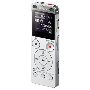 ソニー リニアPCM対応ICレコーダー8GBメモリ内蔵+外部マイクロSDスロット搭載(シルバー) SONY ICD-UX565FSC 返品種別A|joshin